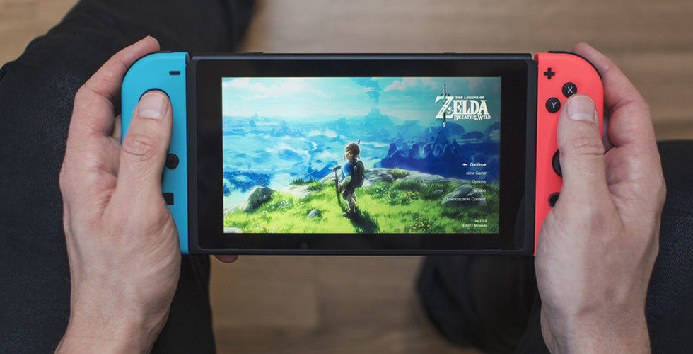 Nintendo Switch kan snart börja säljas i Kina med hjälp av Tencent