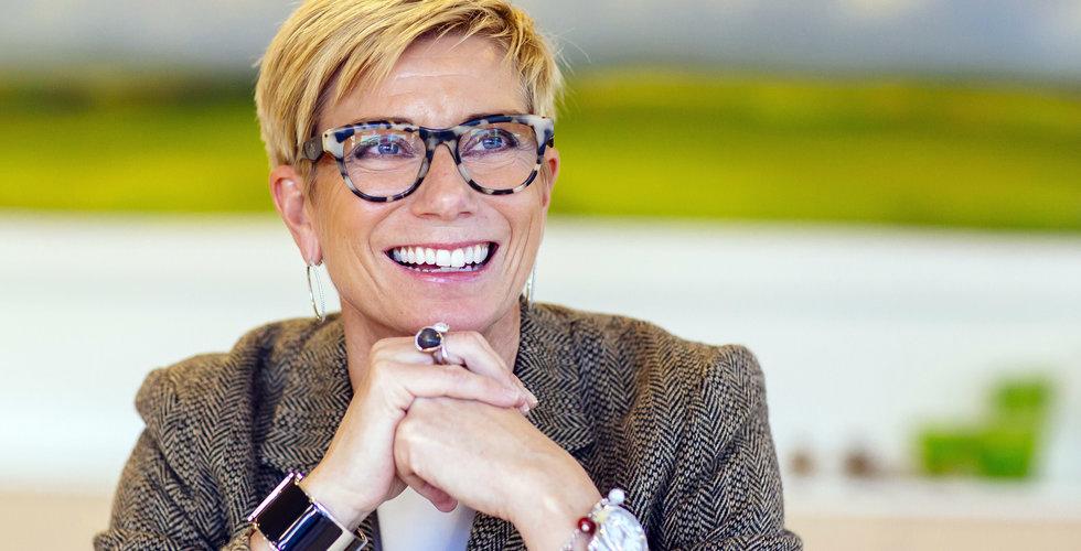 Digitaliserade landsbygdsbank – nu blir Liza Nyberg ny vd på Collector