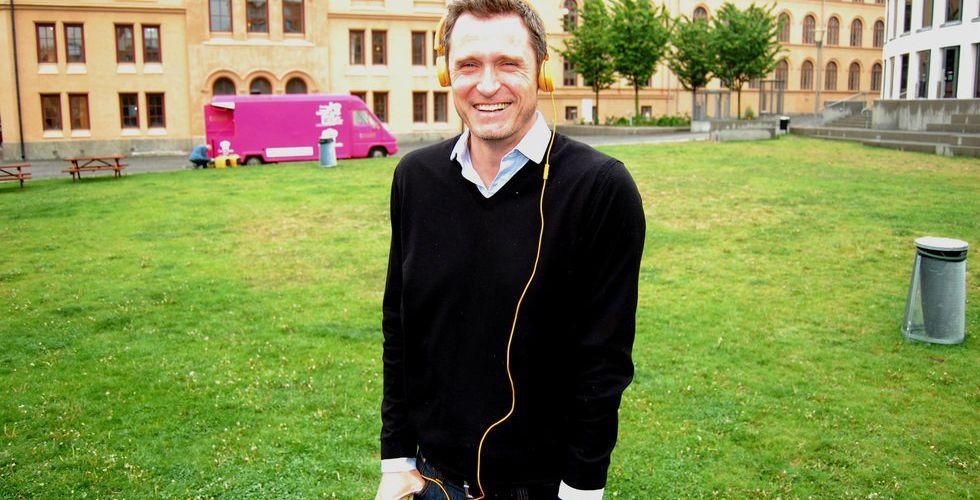 """Storytel-chefen Jonas Tellander: """"Om 20 år jämförs vi med H&M"""""""
