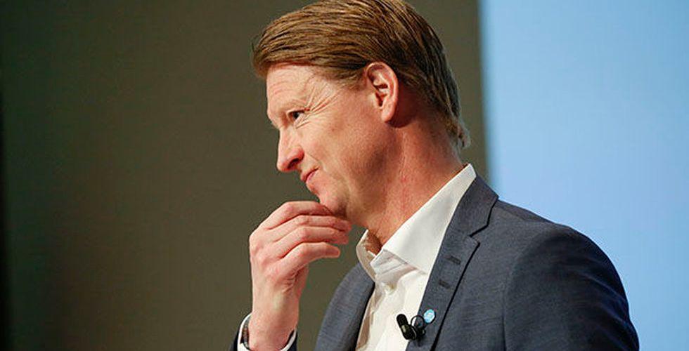 Efter kritikstormen: Ericssons vd Hans Vestberg sparkas