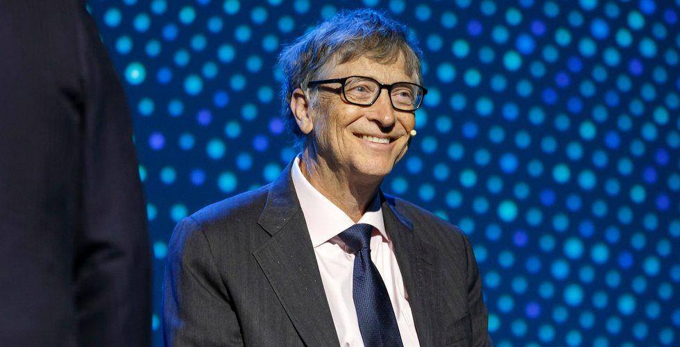 Breakit - Bill Gates donerar 37 miljarder till välgörenhet
