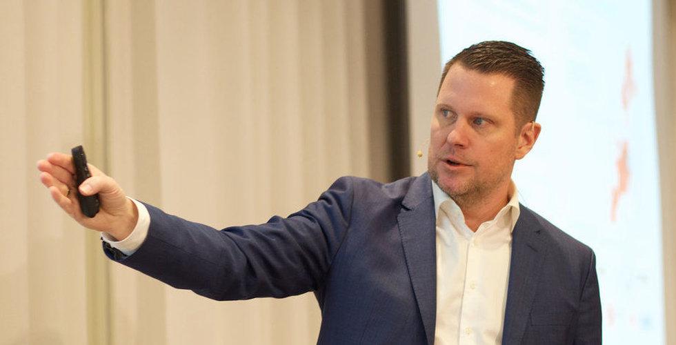 Lars Wingefors har sålt hela sitt aktieinnehav i Paradox