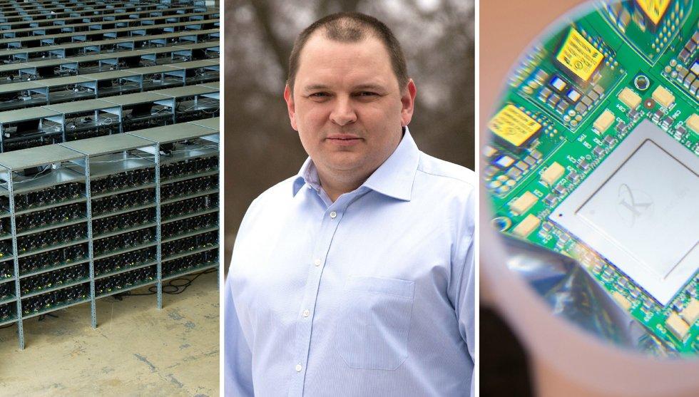 Förslag om sänkt elskatt bingo för bitcoinföretaget KNC Miner