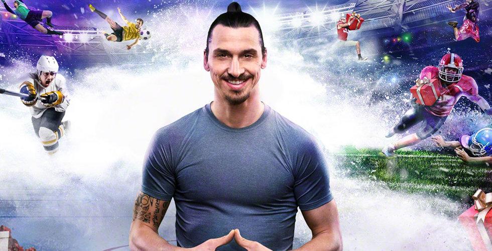 Rekordår för Zlatan Ibrahimovics spelbolag Bethard