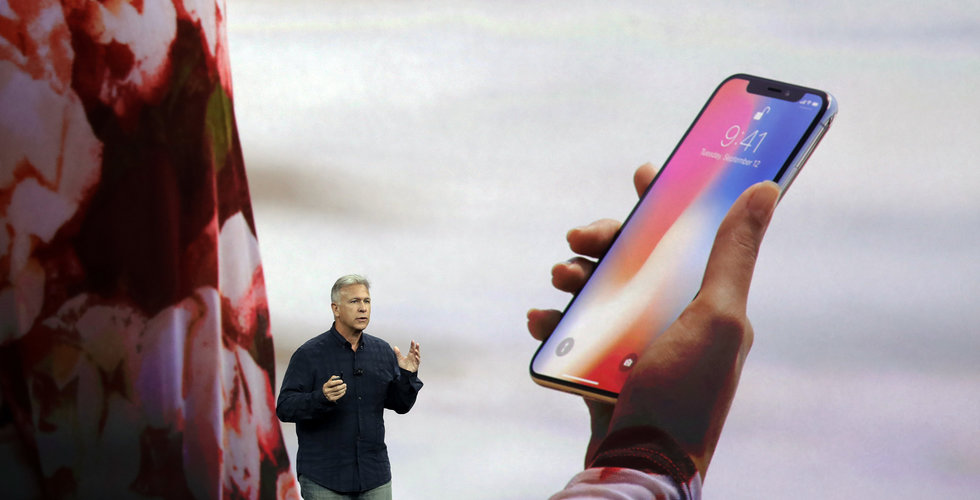 Breakit - Apple har fortsatta problem med leveranserna till Iphone X