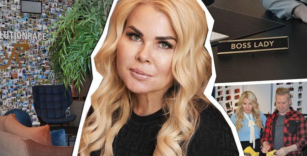 """Pernilla Nyrensten om Revolutionsraces resa, börsen och varifrån hon får sitt """"grit"""""""