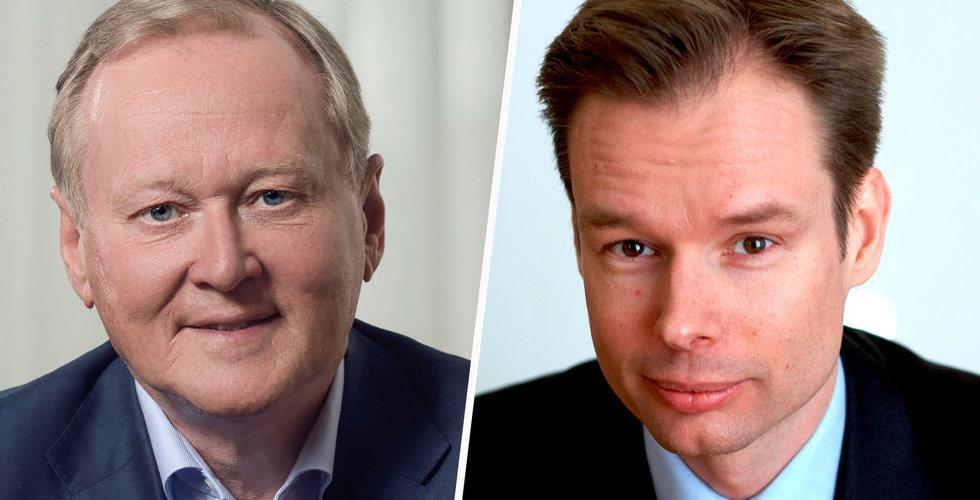 Breakit - Fredrik Persson väntas ta över Svenskt näringsliv
