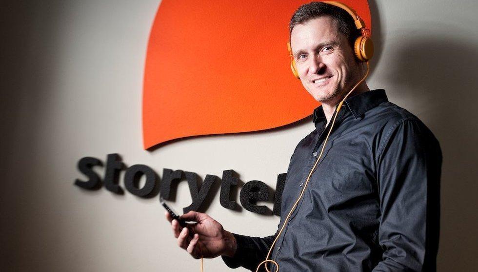 Breakit - Svenska ljudbokstjänsten Storytel tar klivet in på polska marknaden