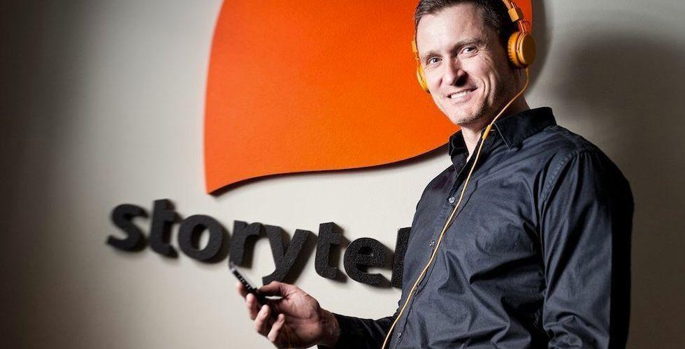 Svenska ljudbokstjänsten Storytel tar klivet in på polska marknaden