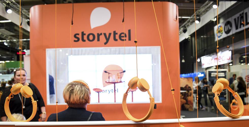 Breakit - Storytel dubblar intäkterna – men uppvisar förlust