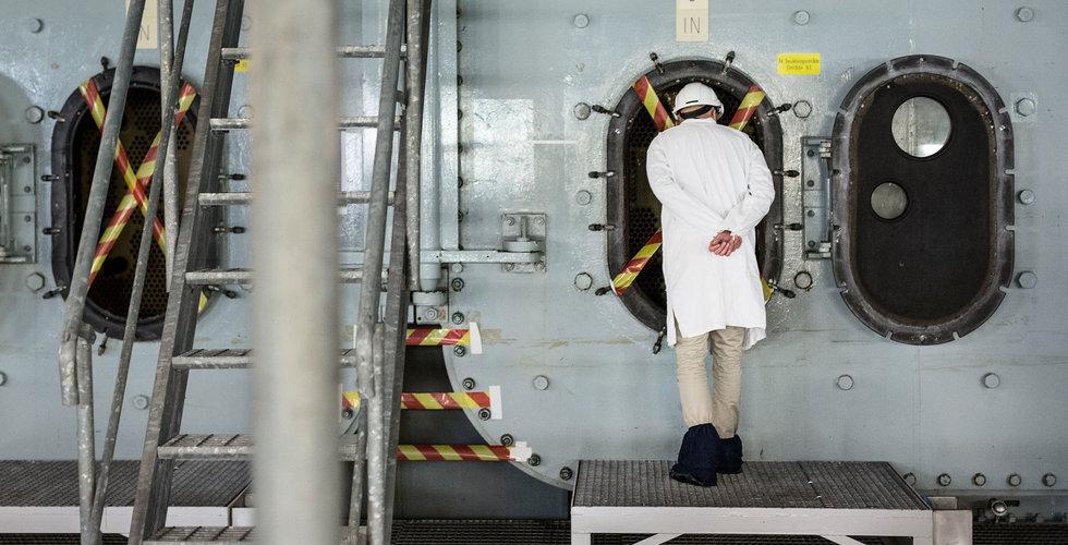 Kärnkraftverket skulle rivas – men ingen i Sverige visste hur