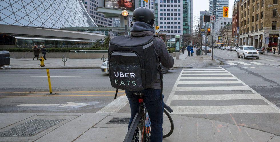 Uber Eats-chefen lämnar