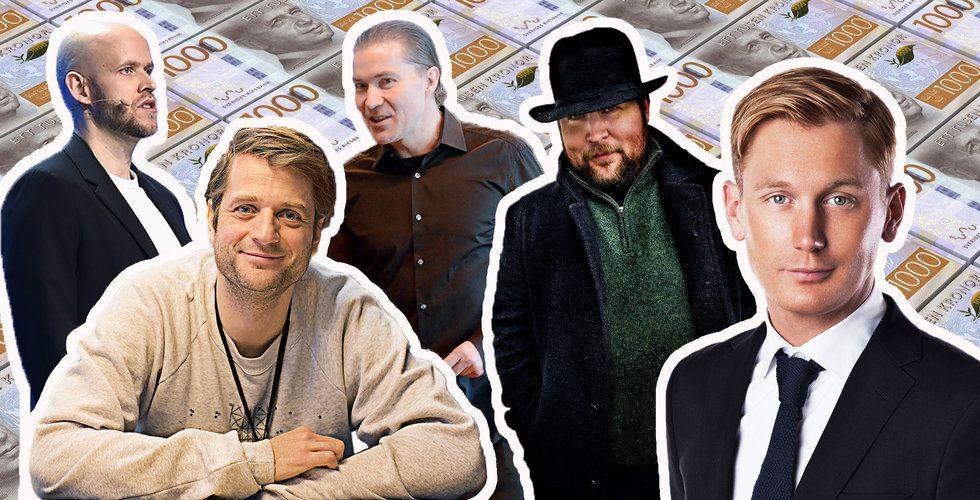 Starta techbolag – enda sättet att bli miljardär (utan rika föräldrar)