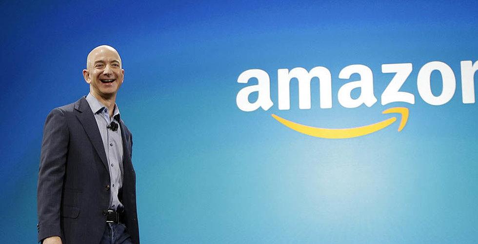Amazon överväger butiker i Tyskland