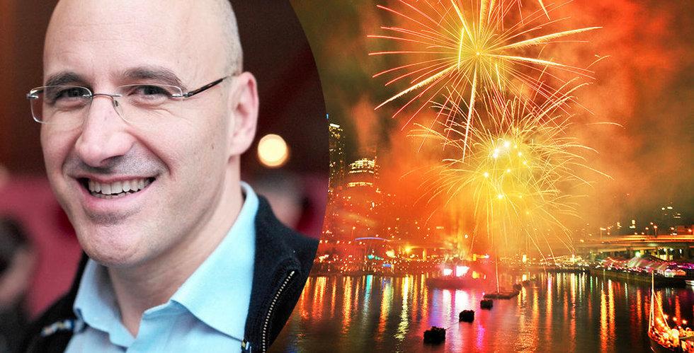King-grundarnas Sweet Capital firar nyår – med ny mångmiljonfond för tech