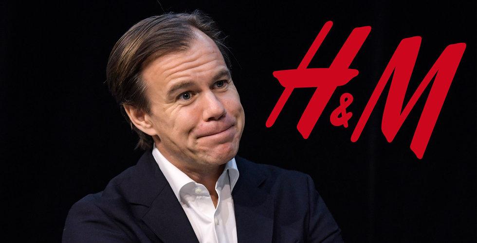 """Norska storfonden Odin dumpar H&M – """"måste stänga minst 1000 butiker"""""""
