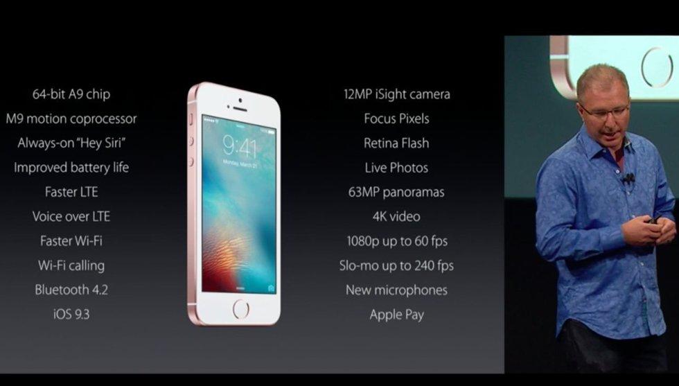 Inga överraskningar när Apple presenterar nya produkter