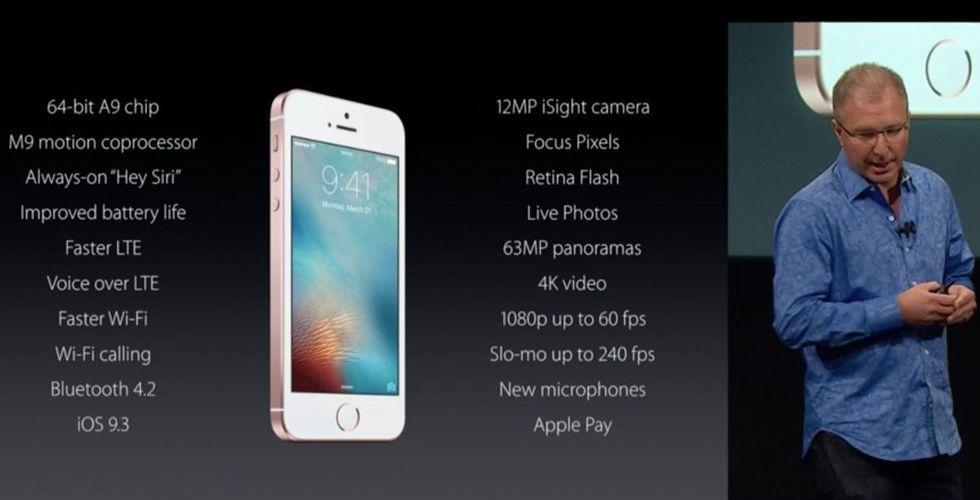 Breakit - Inga överraskningar när Apple presenterar nya produkter