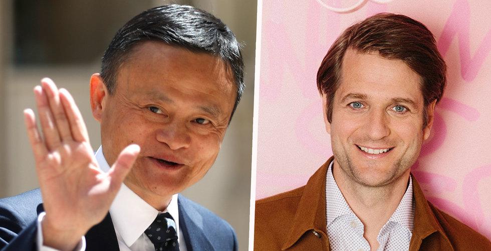 Alibaba köper in sig i Klarna