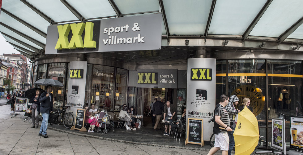 XXL rasar på börsen – efter Black Friday-flopp