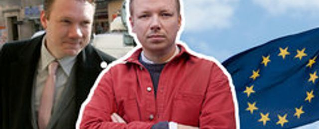 Låt Niklas Svensson ta över bevakningen av EU-valet