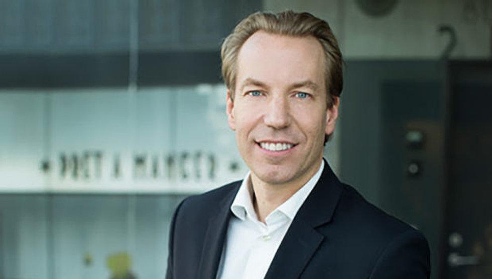 Anders Eriksson tar över Bonnier News efter Gunilla Herlitz