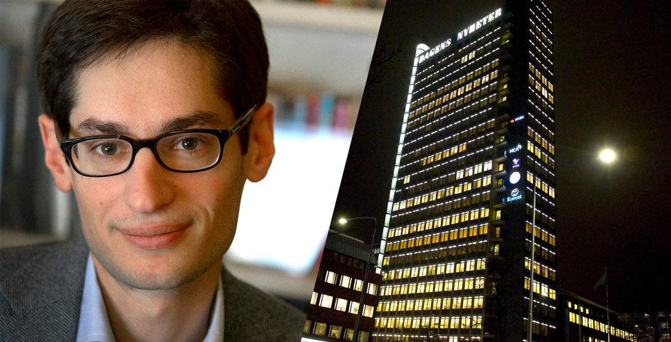 """Peter Wolodarski slår larm om Facebook-pixeln: """"Skrämmande"""""""
