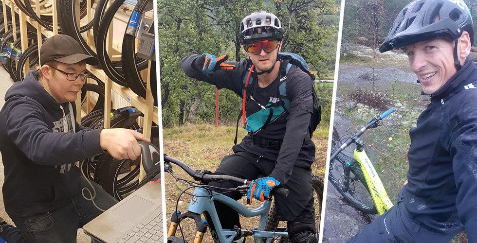 Efter konkursen i Cykelkraft – nu lanserar de Tooorch