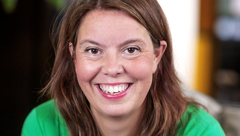 Breakit - Lisa Lindströms dramatiska resa – från katastrof till succé-vd för Doberman