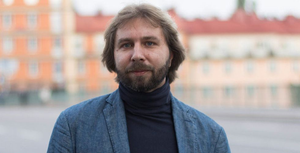 """Sergei Beilin utvisas från Sverige - """"Reglerna är skit"""""""