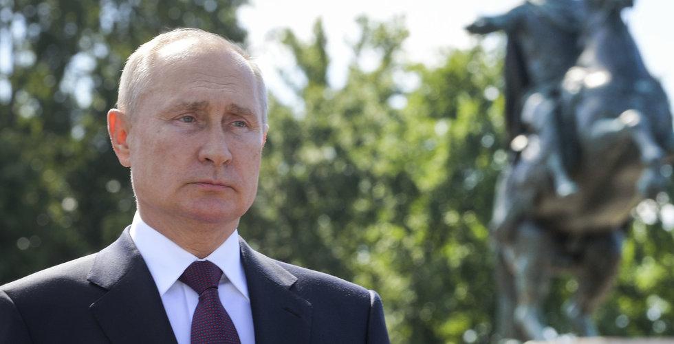 Ryssland vill ha godkänt coronavaccin redan i augusti