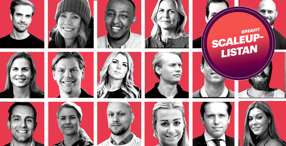 SCALEUP-LISTAN: Sveriges 99 hetaste scaleups – möt bolagen som kan bli nästa techjättar