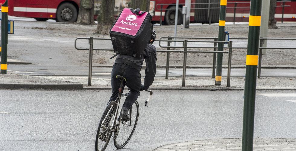 """Cykelbudet larmar: Personalutrymme används som """"belöning"""""""
