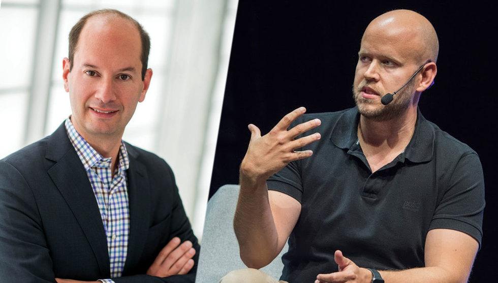 Breakit - Toppchefen Jeff Levick lämnar Spotify – stor omorganisation pågår