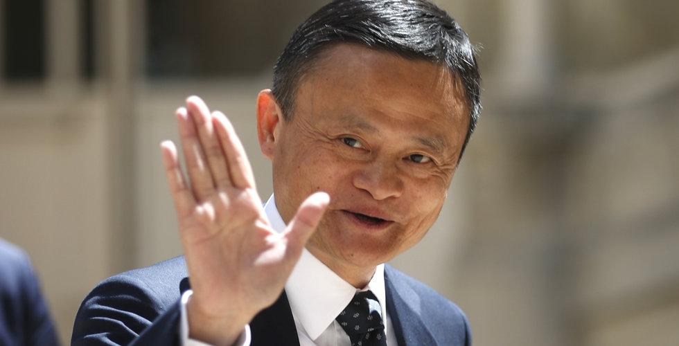 Alibabas resultat var bättre än väntat