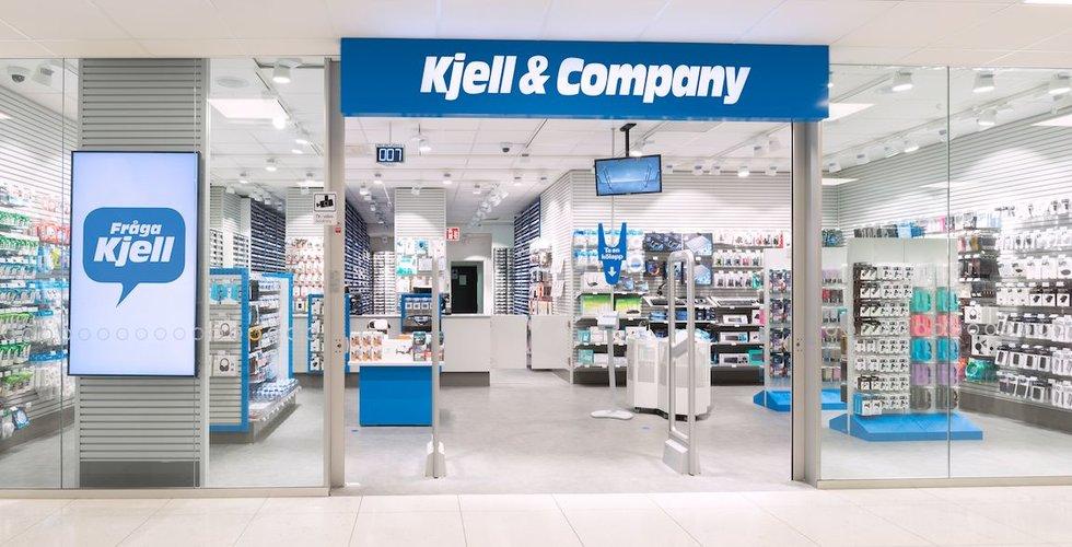 Kjell & Company börjar sälja laddstationer för elbilar
