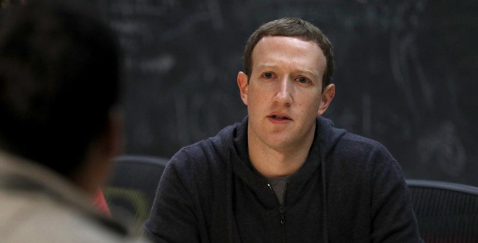 Facebook jobbar med nyhetssektion för videotjänsten Watch