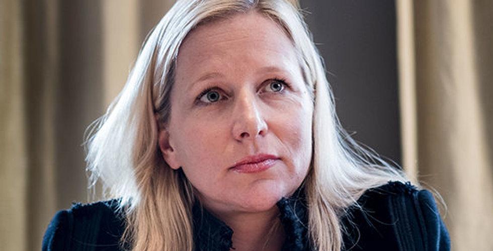 Cristina Stenbeck fortsätter sälja i Kinnevik
