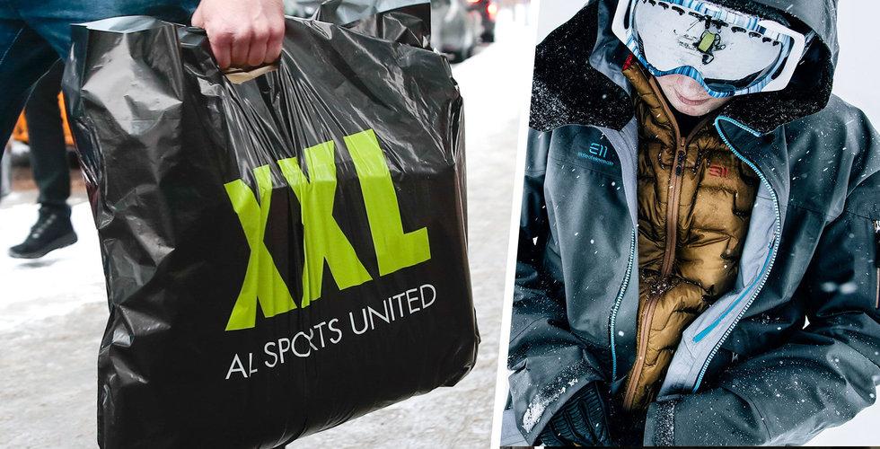 Ny skandal på XXL Sport – skär sönder och slänger kläder