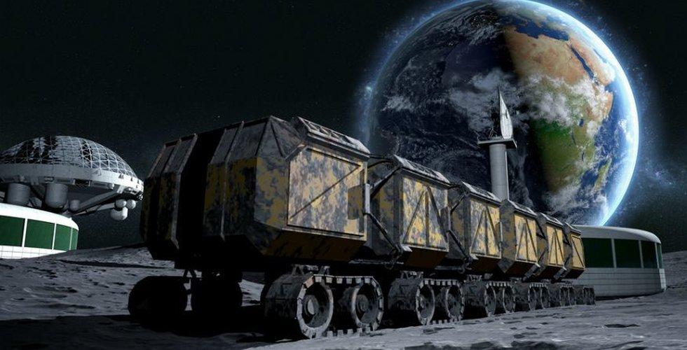 Moon Express räknar med privat månlandning – redan nästa år