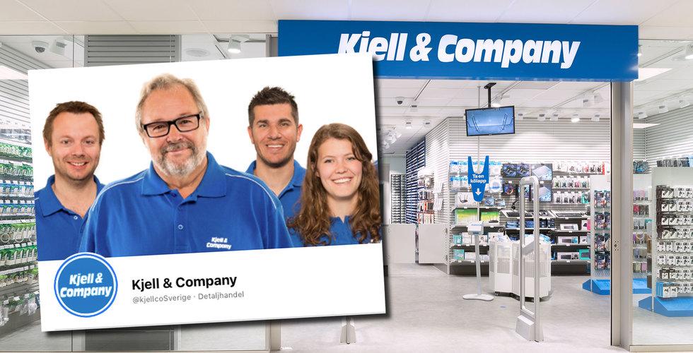 """Kjell Dahnelius startade Kjell & Company för 33 år sedan – idag börsnoteras hans bolag: """"En riktig lyckodag"""""""