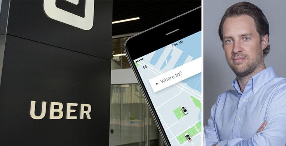 Uber vill köpa svenskens Careem – för 28 miljarder kronor