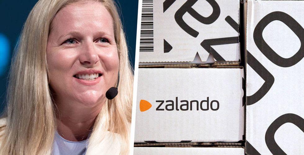 Omvänd vinstvarning från Zalando