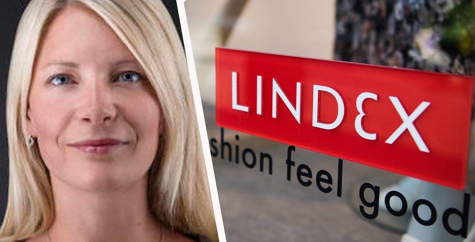 E-handeln växer kraftigt i Lindex – men förlusterna är stora