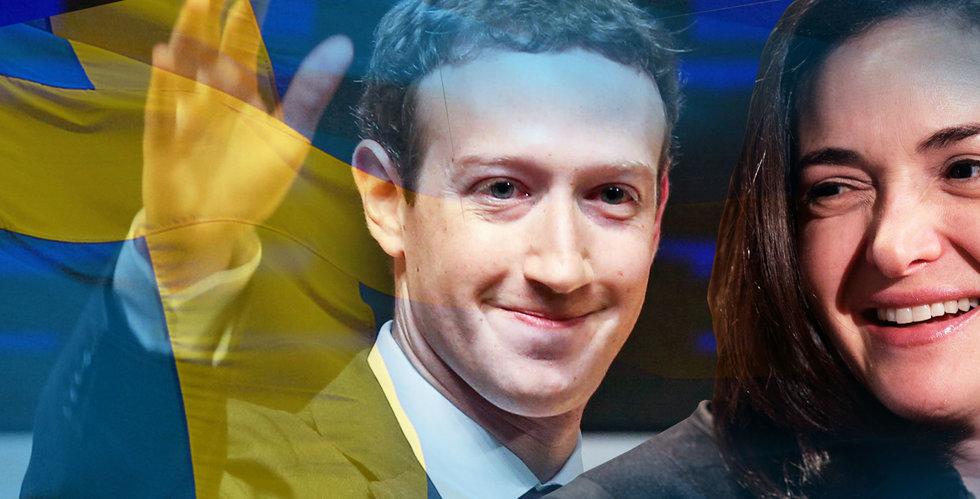 Breakit - Så mycket tjänar Facebook i Sverige – vi har den okända siffran