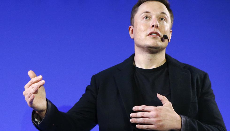"""Breakit - Tuffa beskedet från Elon Musk: """"Hela industrin kommer att lida"""""""