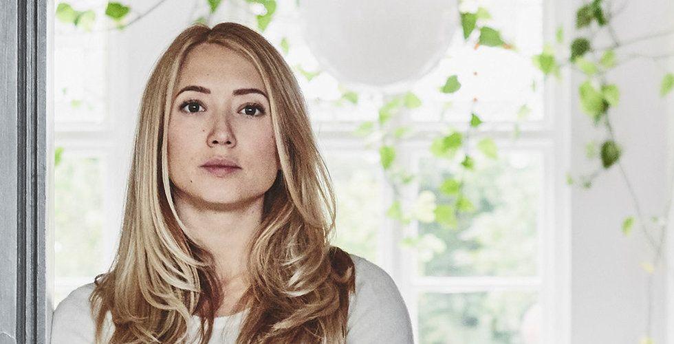 Hon startar Maison Fortunée en e-handel för handdukar
