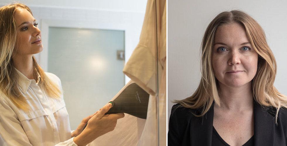 Steamery vill hjälpa dig att hålla kläderna fräscha – expanderar globalt