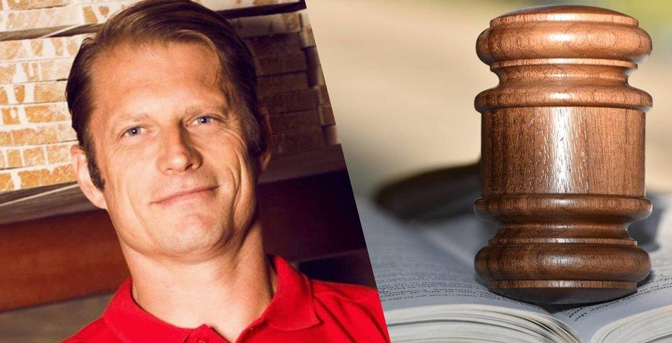 Åtal har väckts mot Bygghemmas vd Mikael Olander