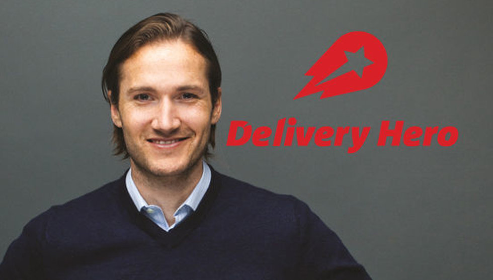 Matleveranser stekhett – Delivery Hero tar in en miljard i riskkapital